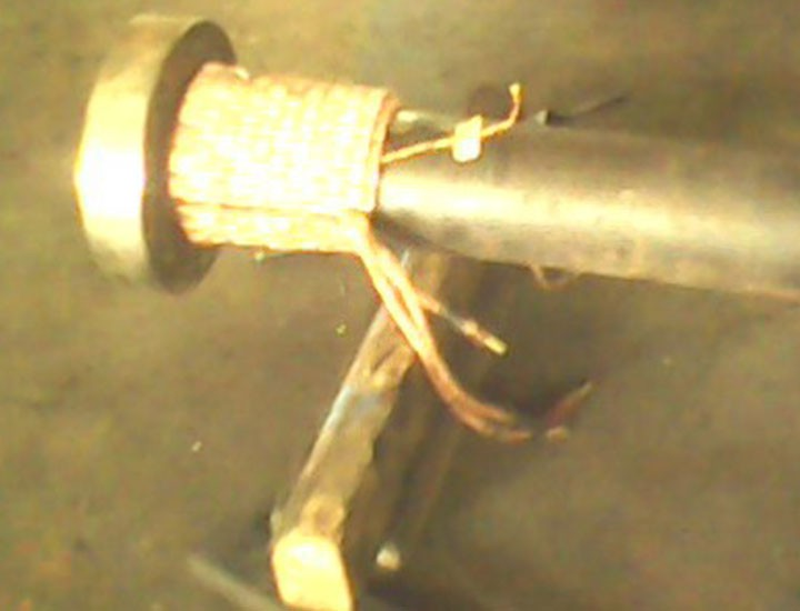 PWHT for Pup joint Flange